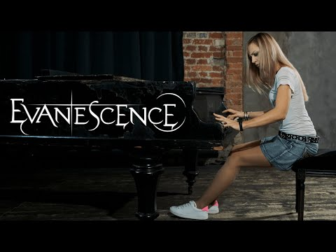 Evanescence - Bring Me To Life (Gamazda - Piano cover) kapak fotografi