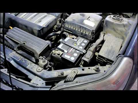 Замена масла в АКПП на Chevrolet Epica Шевроле Эпика 2,5  2008 года