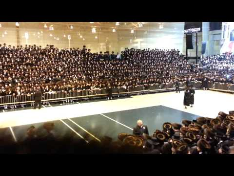 Satmar monsey wedding (dancing #2)