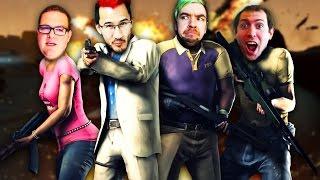getlinkyoutube.com-EVERYONE BLAME EACH OTHER!! | Left 4 Dead 2