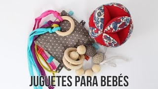 getlinkyoutube.com-Pelota Montessori y otros juguetes fáciles para bebés