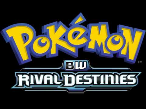 Pokemon BW Rival Destinies Opening Theme Song Full HQ Version