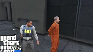 getlinkyoutube.com-GTA 5 LSPDFR Police Mod 96 | FBI/FIB Special Agent Patrol | Bomb Threat Gone Wrong