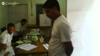 Nalagarh Election BDO Booth