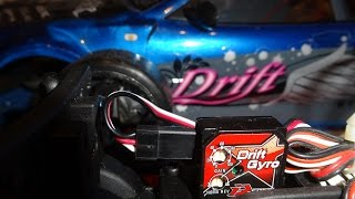 getlinkyoutube.com-RC Drift Gyro Turnigy - RC Drift - RC Drift Assist