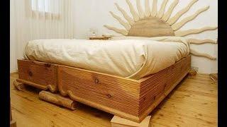 getlinkyoutube.com-Необычные кровати из древесного массива