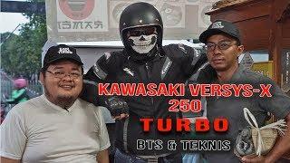 Versys Turbo - BTS dan penjelasan teknis