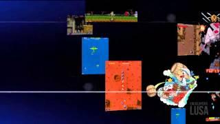 Capcom Arcade Cabinet (Intro)