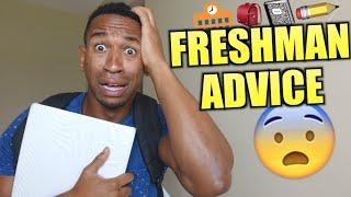 FRESHMAN ADVICE! (High School)