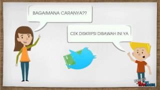 Cara Menghasilkan Uang Dengan Twitter
