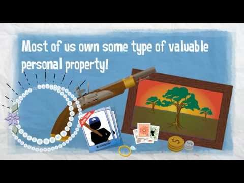 Insuring Your Valuables (Scheduled Personal Property)