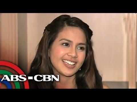 After 15 years, it's Kaye Abad's turn to shine