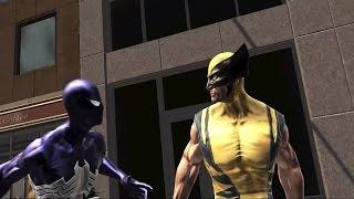 getlinkyoutube.com-Spider-Man Web of Shadows - All Cutscenes FULL MOVIE (PC 1080p 60fps)