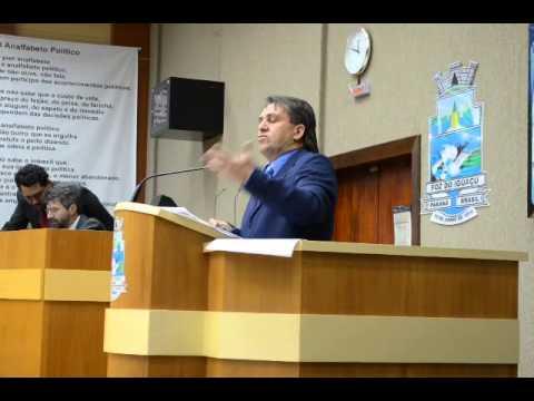 Palavra Livre 18.11.2014 - Paulo Rocha revindica banheiro público na Vila Portes