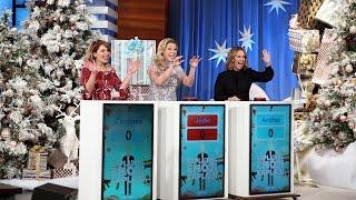 getlinkyoutube.com-The 'Fuller House' Cast Plays 'Explainy the Emoji Exploji'