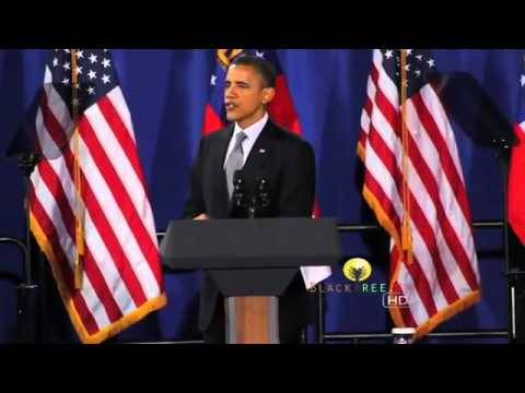 President Barack Obama Speech after winning election 2012