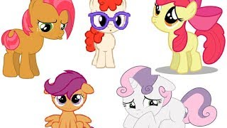 getlinkyoutube.com-MLP WHAT MY CUTIE MARK IS TELLING MY FILLY {PMV}