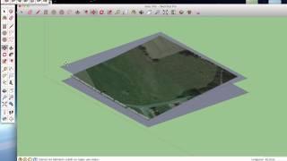 getlinkyoutube.com-Tuto Sketchup - Modéliser un Terrain en 3D rapidement.