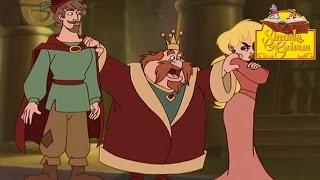 getlinkyoutube.com-Le Roi Truc-Machin - Simsala Grimm HD   Dessin animé des contes de Grimm