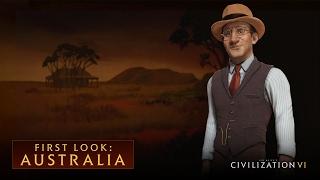 Sid Meier's Civilization VI - Ausztrália