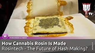 getlinkyoutube.com-How Cannabis Rosin Concentrates Are Made - The Future of Hash Making? SmokersGuideTV USA