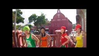 getlinkyoutube.com-[M-Girls 四个女生] 喜庆新年乐 -- 春风催花开 (Official MV)
