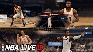 getlinkyoutube.com-NBA Live 16 - All Animations Dribbling/Celebration/Shots/Free Throw Movements (SHOWCASE)
