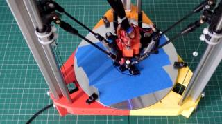getlinkyoutube.com-RepRap 3DR Delta 3D printer