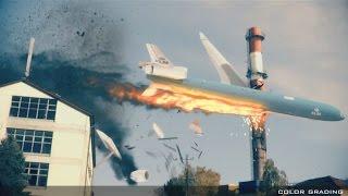 getlinkyoutube.com-Plane Crash + VFX Breakdown