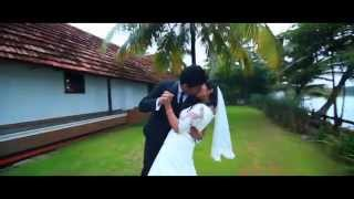 getlinkyoutube.com-Kerala New Generation Christian Wedding Highlight - Rex + Emelda [YFBS]