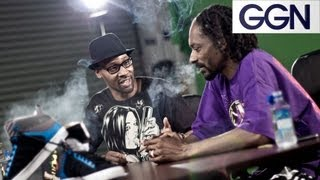 Snoop Dogg - GGN S4 EP #15 (Inside The Smoker's Studio w/ RZA)