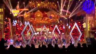 getlinkyoutube.com-Kanika Kapoor ka damdaar andaaz at the 7th Royal Stag Mirchi Music Awards
