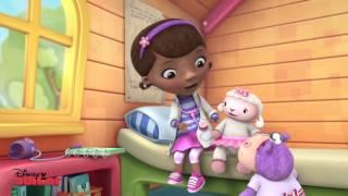 getlinkyoutube.com-The Glider Brothers | Doc McStuffins | Disney Junior UK