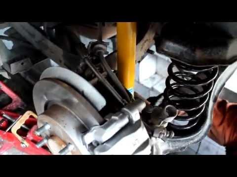 Установка BILSTEIN B12 Pro-Kit на Mazda 3 2.0 1G