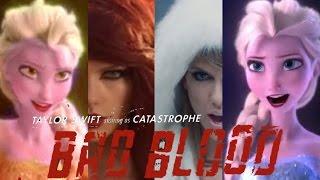 getlinkyoutube.com-Bad Blood- (3D Animated Version-Non/Disney)