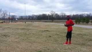 getlinkyoutube.com-WOW...THIS GUY CAN THROW A FOOTBALL 100 YARDS...TAURICE KING (2 THROWS)