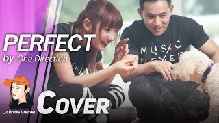 One Direction - Perfection | Cover by Jannine Weigel ft. Jason Chen