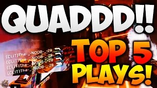 Call of Duty: Top 5 PLAYS of the Week - THE GREATEST CLIPS EVER!!! (Top 5 Clips)