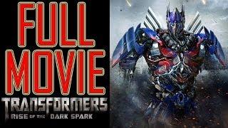 getlinkyoutube.com-Transformers 4 Game Full Movie - Transformers Rise of The Dark Spark All Cutscenes - Transformers 4