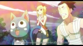 Best Of Fairy Tail - Epic Moments: Fairy Tails Strongest Team