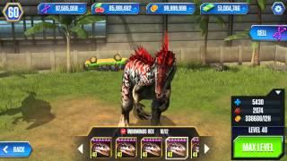 getlinkyoutube.com-Jurassic World The Game hack/mod