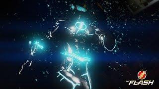 getlinkyoutube.com-GOD OF SPEED ! Future Flash VS. God Speed ! (Ultimate Flash)