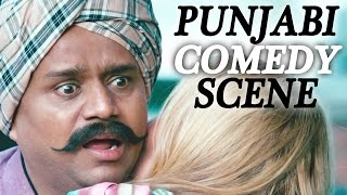 PUNJABI COMEDY SCENE II Latest Punjabi Comedy 2017 || Lokdhun Punjabi