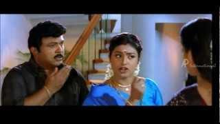Super Kudumbam Tamil Movie Scenes   Roja Spoils the Last Chance   Prabhu   Prathyusha