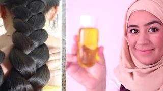 ضعيها على شعرك بشكل يومي ولن تستغني عنها طول حياتك, إنبات الشعروالحد من تساقطه  مجربة