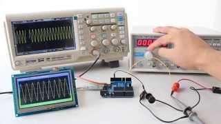 SmartGPU 2 - Simple Arduino Oscilloscope