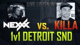 "getlinkyoutube.com-NEXXX VS ADAM ""KILLA"" SLOSS - 1v1 DETROIT SND"