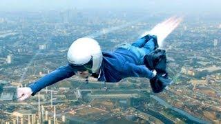 getlinkyoutube.com-كيف تصنع رجلا طائرا؟  برنامج 4 تك