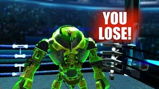 getlinkyoutube.com-Real Steel Champions Android Gameplay #6