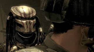 getlinkyoutube.com-Aliens Vs. Predator Game Trailer